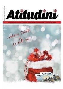 Revista Atitudini - Editia decembrie 2017