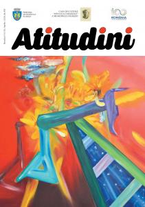 Revista Atitudini - Editia aprilie 2018