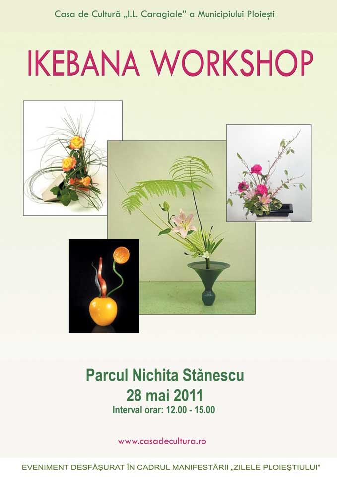 afis-ikebana